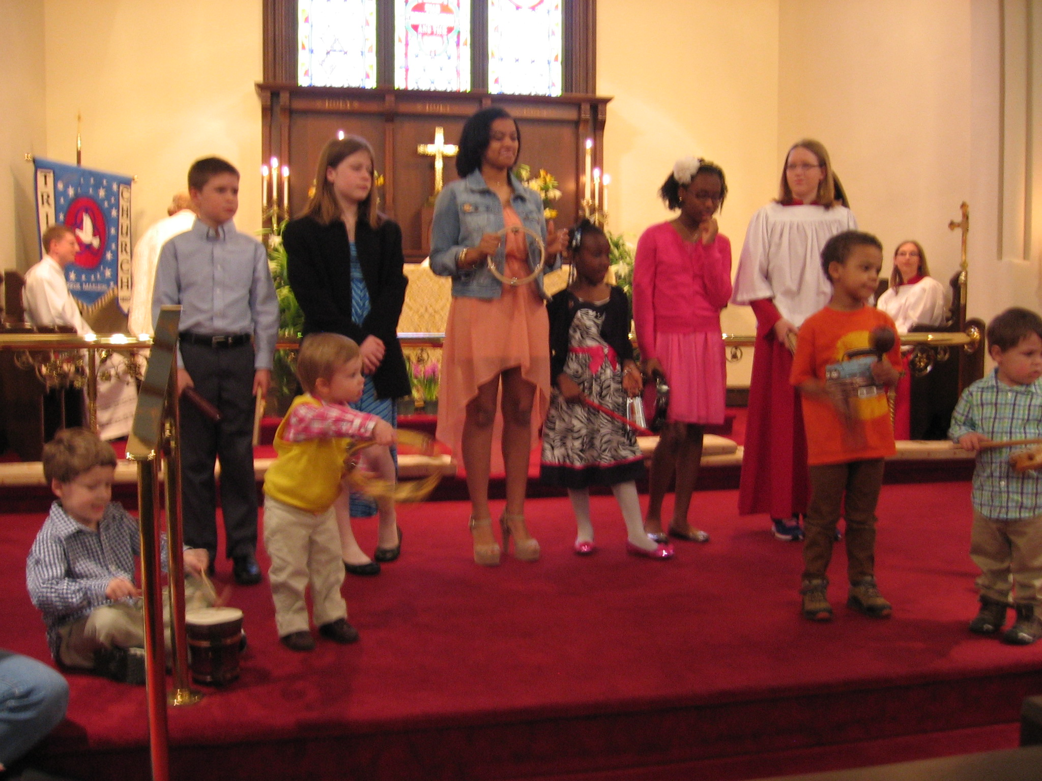Easter Kids' Choir